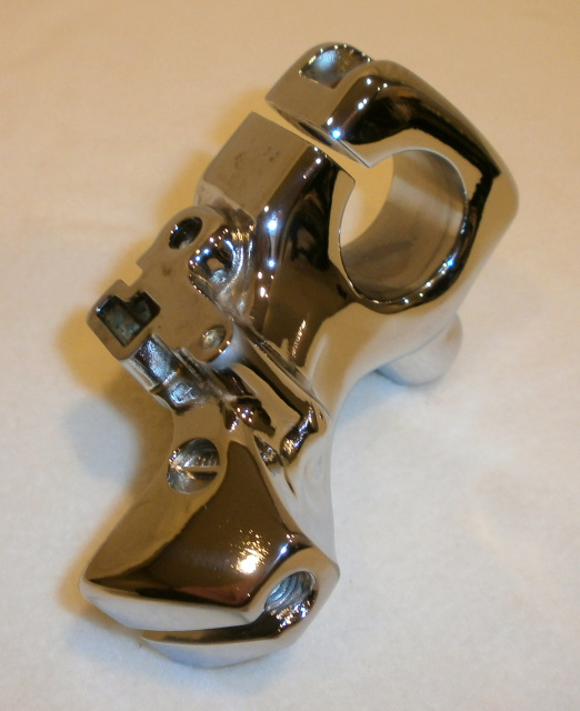 2009 - 2020 Suzuki M109R Chrome Clutch Lever Perch